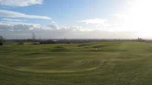 Hart Common GC: 9th green