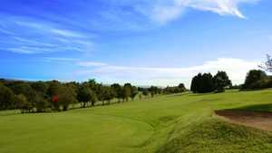 Portsmouth GC: 2nd green