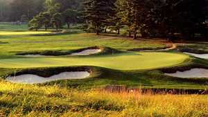 East at Merion GC: #4