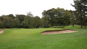Fairway from Leigh GC