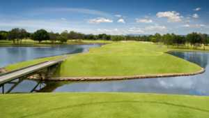 Royal Pines Resort - Green: #1