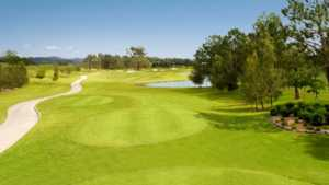 Royal Pines Resort - Blue: #1