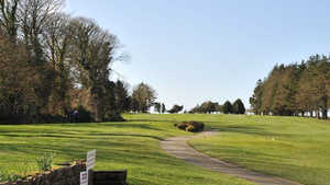 1st hole at Skibbereen & West Carbery