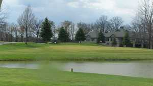 #18 and the clubhouse