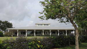 Village GC: Clubhouse