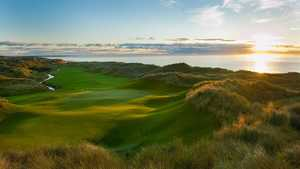 View from Dunes at Trump International Golf Links