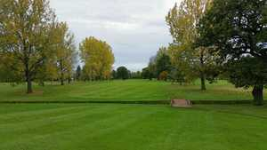 14th fairway at Vicars Cross