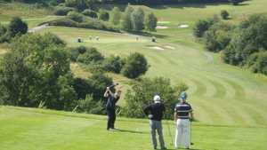 7th at Stockwood Vale GC