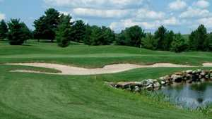 Chestnut Ridge GR&CC - Tom's Run