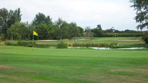 Clancton-on-Sea's 16th hole