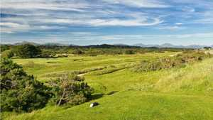 View from Pwllheli GC