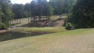 Crowders Mountain GC: #5