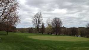 Hickory Ridge GC: #9