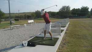 Birdee's Golf Center: Driving range