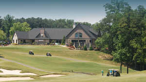Royal Lakes G&CC: clubhouse