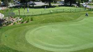 Pruneridge GC: Practice area