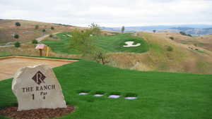The Ranch GC: #1