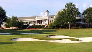 The Georgia Club: Clubhouse