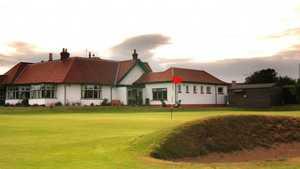 Scotscraig GC: Clubhouse, #18