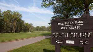 South at Mill Creek Park GC