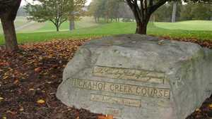 Tuckahoe Creek at CC of Virginia