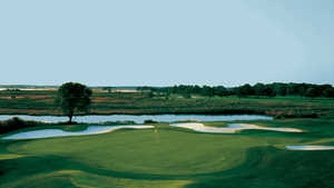 Ocean City Golf Club - Newport Bay: #17
