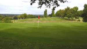 Bulwell Forest sloping greens