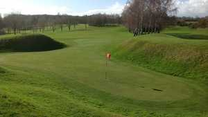 18th at Oundle Golf Club