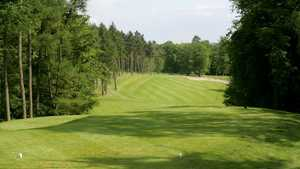 12th fairway on the Palmerston Course