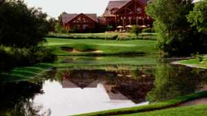 Flint Hills National GC: Clubhouse
