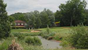 Springwater's clubhouse
