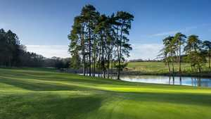 6th hole at Heythrop Park