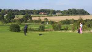 15th at Test Valley Golf Club