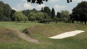 Bunkers at Royal Blackheath Golf Club