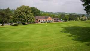 Chipstead's clubhouse