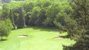 Woodlands Manor GC