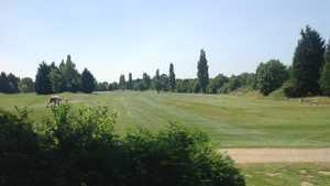 1st tee at Foxbridge Golf Club