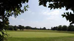 Green at Whitewebbs Golf Club