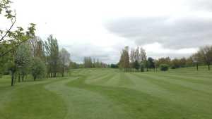 Radlett Park GC: #18