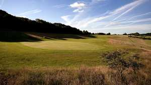 1st hole on the Farleigh Yellow course