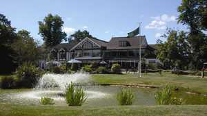 Clubhouse at Bushey Hall Golf Club