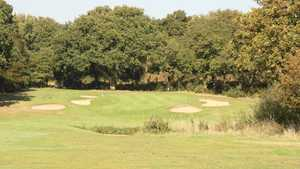 13th at Lee-on-the-Solent Golf Club