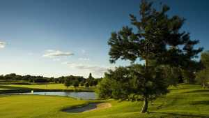 View from Bransford Golf Course