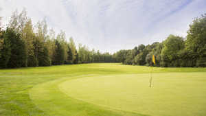 The Bulbury Woods golf course