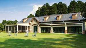 Cliffs at Keowee Springs: Clubhouse