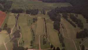 McLeansboro GC: Aerial view