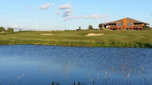 Ridge Stone GC: Clubhouse