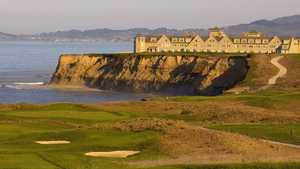 Half Moon Bay Golf Links - Ocean: #17