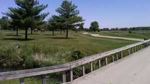 Juday Creek GC: #14