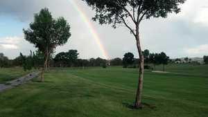 Fox Hills GCC: Rainbow